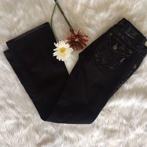 MEK Black Jeans